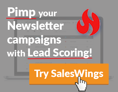 Lead scoring add-on for Mailchimp